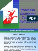 5ª Aula - Processo Decisorio