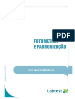 Fotometria e Padronizacao 2010