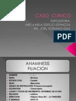 Caso Clinico 1 Parte