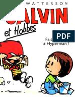 Calvin Et Hobbes - 16 - Faites Place à Hyperman !