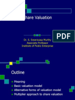 Share Valuation 9