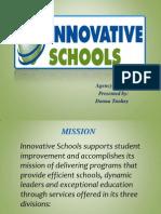 innovative schools powerpoint