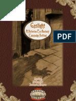 Savage Worlds - Gaslight - Victorian Era Fantasy (Oef)