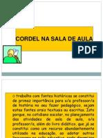 Cordel - Slides