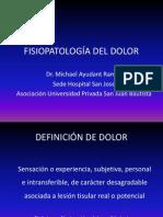 Fisiopatología Del Dolor UPSJB