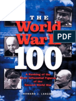 The World War II - 100