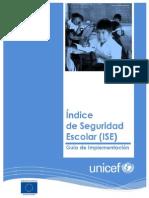 Indice de Seguridad Escolar - UNICEF