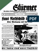 Der Stürmer - 1938 - Nr. 19