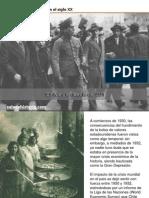 0079 HIST CHILE en La Decada de 1930