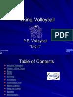 Viking Volleyball Powerpoint