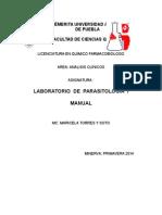 3. Manual Prácticas Parasitología I