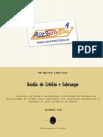 Relatório Gestao de Crédito e Cobranças Final