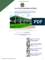So Biografias_ Presidentes Brasileiros