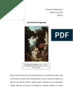 Fragonard Burguesas