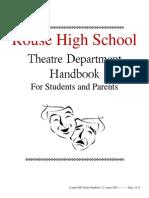 rhs theatre 14-15 handbook