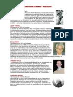 Matematicos Famosos y Peruanos