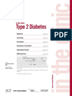 In the Clinic Type 2 Diabetes