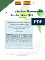Pigmentocracia en Las Américas