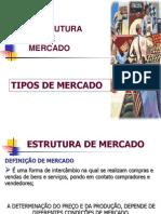 10 Estrutura de Mercado Tipos de Mercado (1)