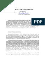 Charles Peirce y Sus Signos.doc Reseña