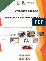 Conductas de Riesgo y Factores Protectores