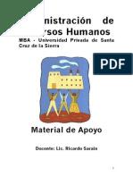 Manual Trabajo - Tema 03 - Selección de Personal