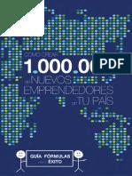 Libro 1000000 de Emprendedores