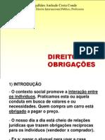 Aula de Direito Das Obrigações_alunos