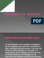 Inteligencia de Mercado 2013 2
