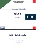 UMC Safari de Estrategia