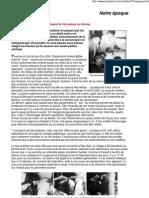 Circoncision en Tunisie_Quand Le Rite Tourne Au Drame