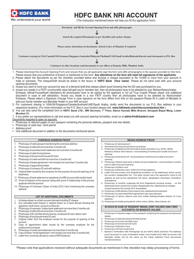Non Face to Face Form With AMB Declaration.pdf | Transaction Account ...