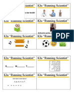 Klu Running Scientist