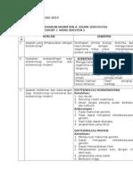 Skema Jawapan Asas Bioteknologi Ujian 2 (Db100330)