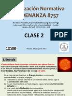 Actualización Normativa ORDENANZA 8757. Clase 2