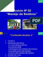 Modulo 02 Manejo de Residuos