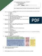 Examenes 2° Bimestre 2013-2014