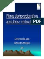 5. Ritmos Ecg Auriculares y Ventriculares