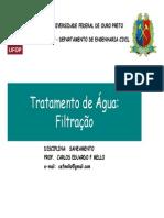 1Tratamento de Agua_Filtracao n