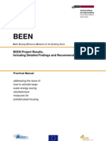 BEEN Results Manual Englisch 071127