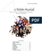 A Very Potter Musical - Piano Conductor Score
