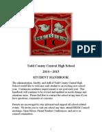 2014-2015studenthandbook