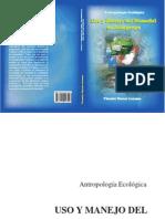 Libro Final Uso y Manejo Del Humedal de Antapanpa