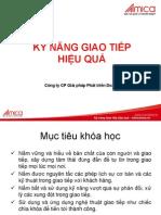 Ky Nang Giao Tiep Hieu Qua