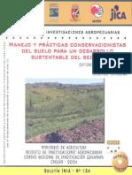 Manejo y Practicas Conservacionistas Del Suelo Opara El Desarrollo Sustentable Del Secano