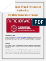 PA Insurance Fraud Prevention Authority