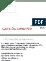 AULA 1- Comp. Tributária