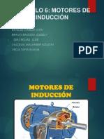 Capitulo 6 Motores de Induccion