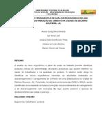 Análise Ergonômica Em Um Posto de Trabalho Informatizado Da Cidade de Delmiro Gouveia -Al
