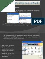 Starting Visual Basic